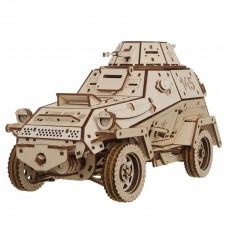 Механический конструктор Бронемобиль 64